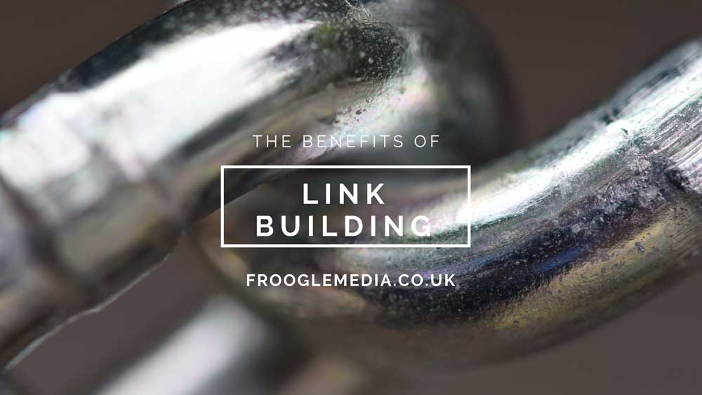 link building two chain links