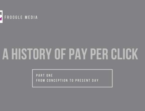 A History of Pay per Click