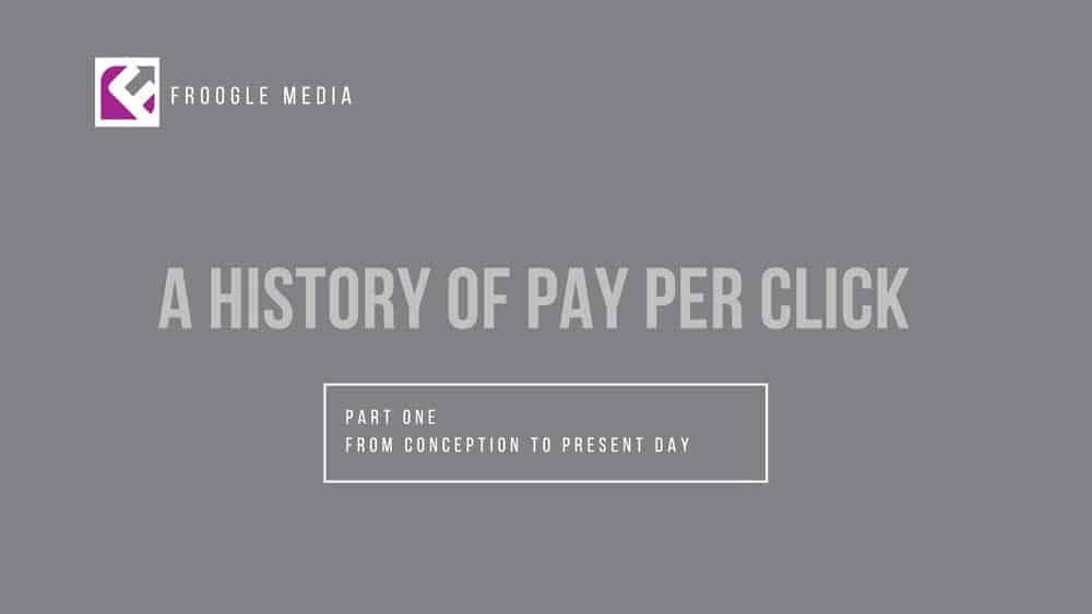 pay per click history